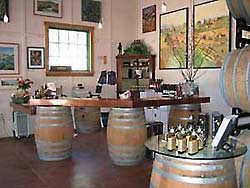 Villicana Winery - Interior